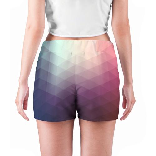 Женские шорты 3D  Фото 04, Diamond