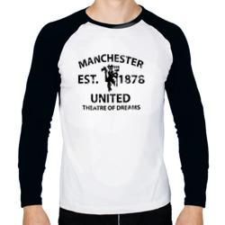 Manchester United - Est.1878 (Чёрный)