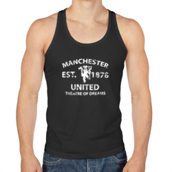 Manchester United - Est.1878 (Белый)