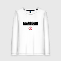 Manchester United - Established 1878 (чёрный)