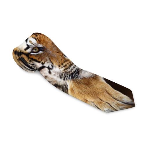 Галстук 3D Тигр