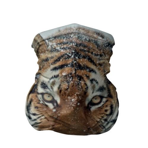 Бандана-труба 3D Тигр
