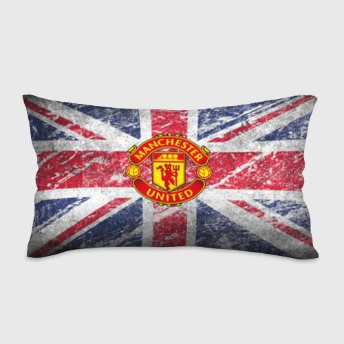 Подушка 3D антистресс  Фото 01, British Manchester United