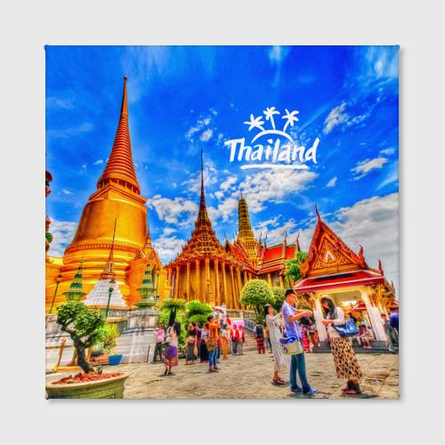 Холст квадратный  Фото 02, Таиланд