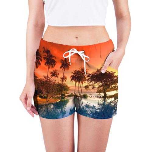 Женские шорты 3D  Фото 03, Таиланд