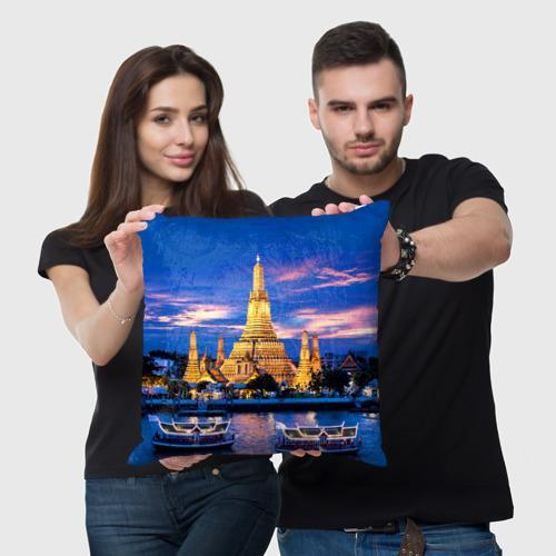 Подушка 3D  Фото 05, Таиланд