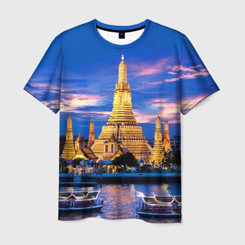 Мужская футболка 3D  Фото 03, Таиланд