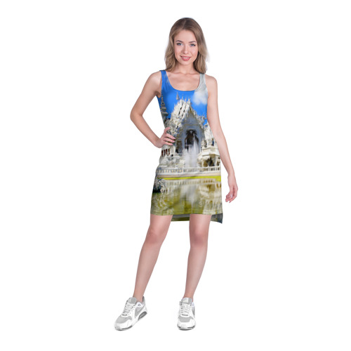 Платье-майка 3D  Фото 03, Таиланд