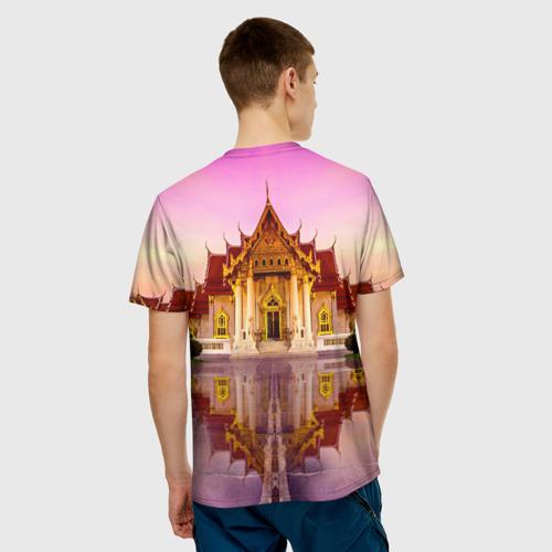 Мужская футболка 3D  Фото 02, Таиланд