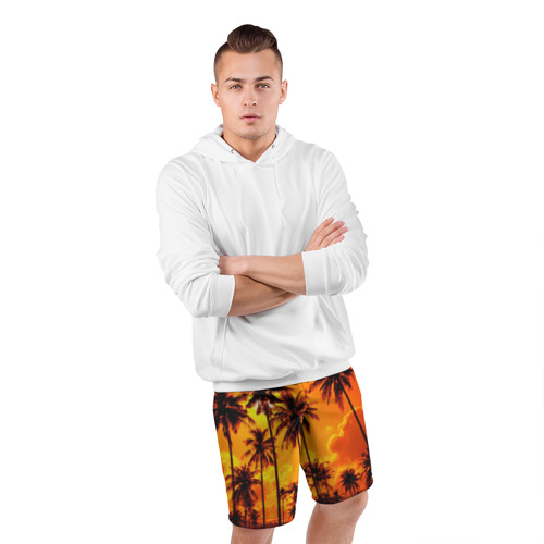 Мужские шорты 3D спортивные  Фото 05, Таиланд
