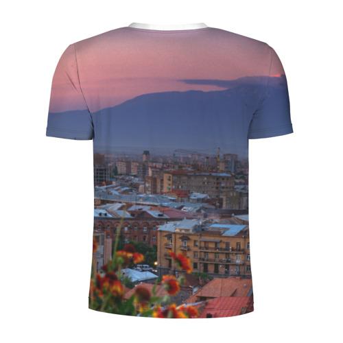 Мужская футболка 3D спортивная Армения