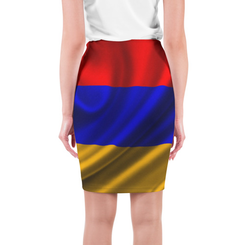 Юбка 3D  Фото 02, Флаг Армения