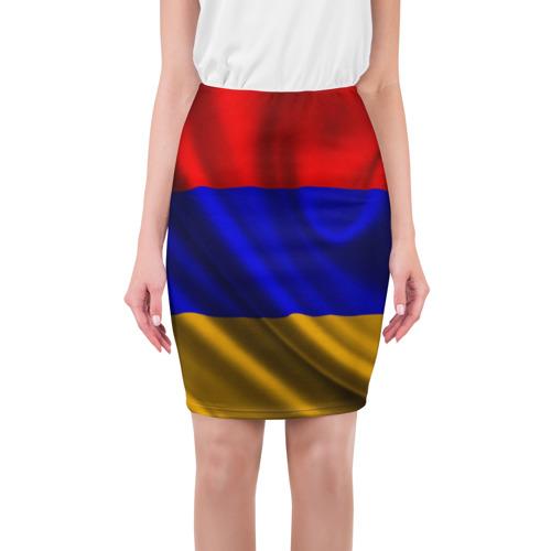 Юбка 3D  Фото 01, Флаг Армения