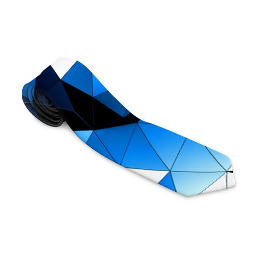 Голубой полигон