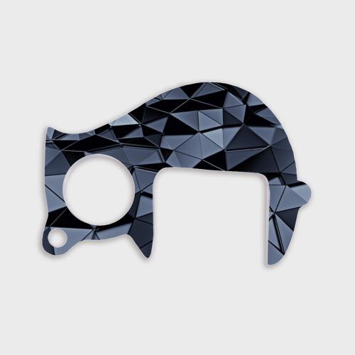 Брелок-тачер Abstract Gray Фото 01