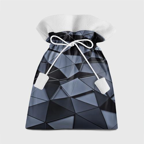 Подарочный 3D мешок Abstract Gray Фото 01