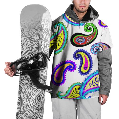 Накидка на куртку 3D  Фото 01, Огурцы2