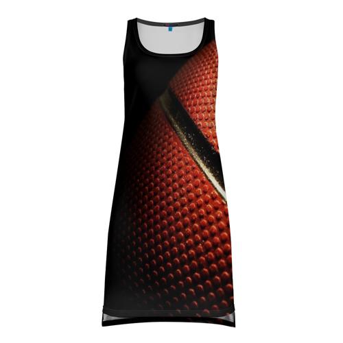 Платье-майка 3D Баскетбольный мяч