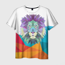 Лев, царь зверей.