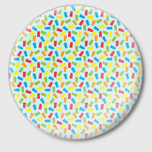 I love gummy bears