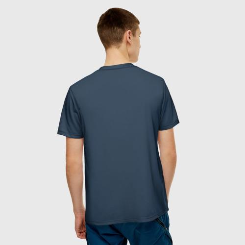 Мужская футболка 3D  Фото 02, Keep calm and zzz