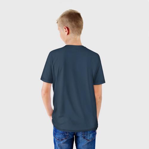 Детская футболка 3D Keep calm and zzz Фото 01