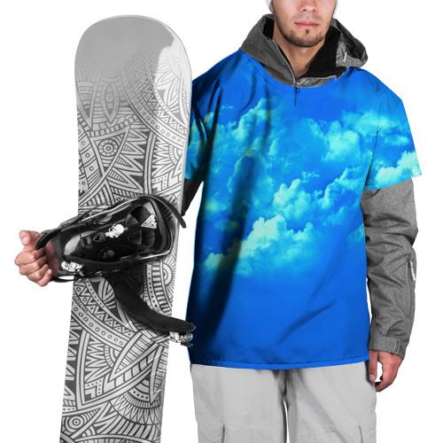 Накидка на куртку 3D  Фото 01, Cloud