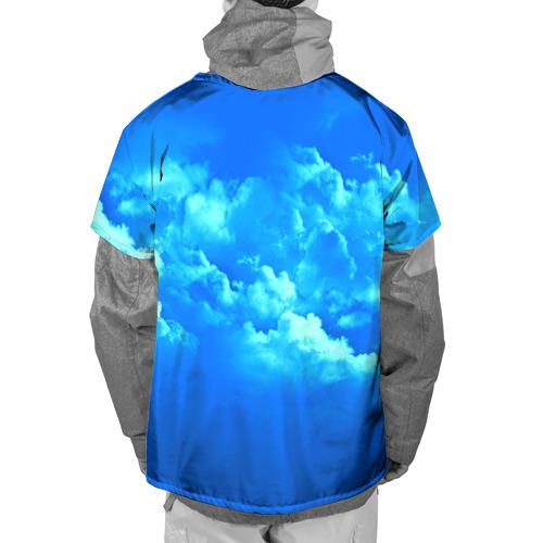Накидка на куртку 3D  Фото 02, Cloud