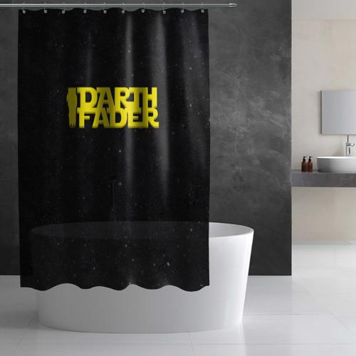 Штора 3D для ванной  Фото 02, ДАРТФЭЙДЕР
