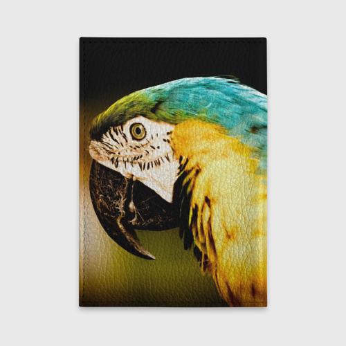 Обложка для автодокументов  Фото 02, Попугай