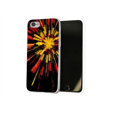 Чехол для Apple iPhone 8 силиконовый глянцевый  Фото 02, Звезда по имени Любовь