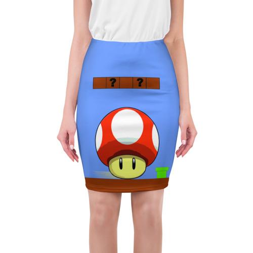 Юбка 3D Марио