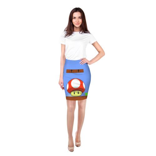 Юбка 3D  Фото 03, Марио