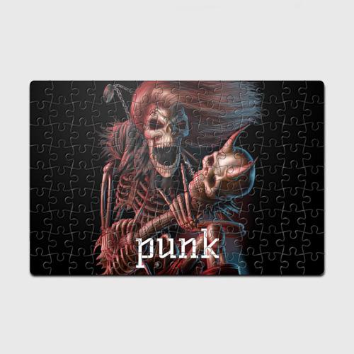 Пазл магнитный 126 элементов  Фото 01, Punk