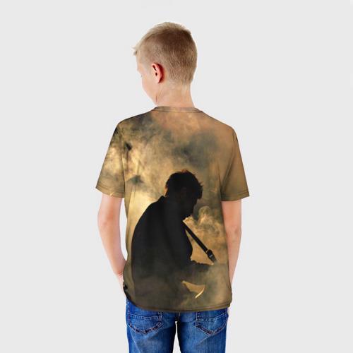 Детская футболка 3D  Фото 02, Rock n roll