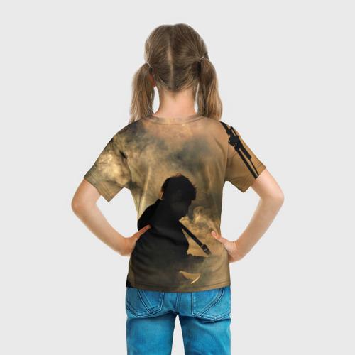 Детская футболка 3D  Фото 04, Rock n roll