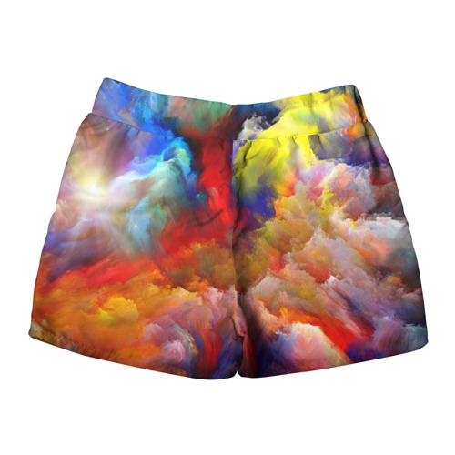 Женские шорты 3D  Фото 02, Цвета