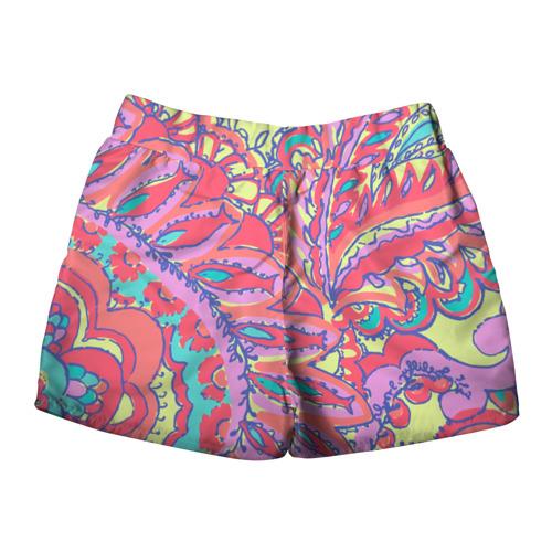 Женские шорты 3D  Фото 02, Рыбки
