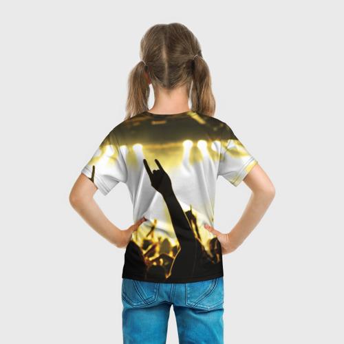 Детская футболка 3D  Фото 04, Панки ХОЙ