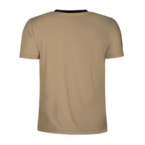 Мужская футболка 3D спортивная  Фото 02, Шпиц
