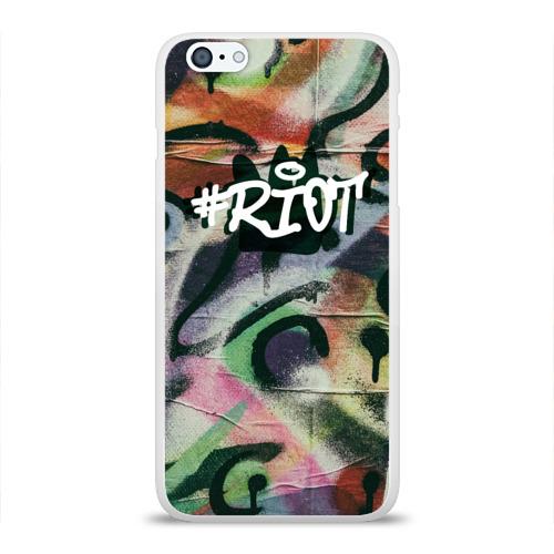 Чехол для Apple iPhone 6Plus/6SPlus силиконовый глянцевый  Фото 01, Riot