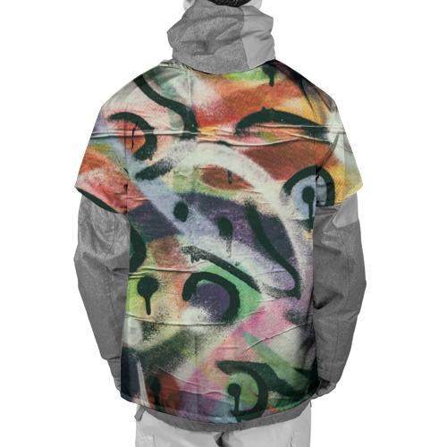 Накидка на куртку 3D  Фото 02, Riot