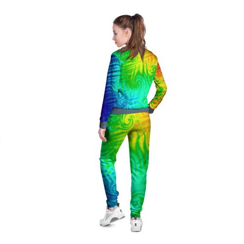 Женская олимпийка 3D Цвет-2 Фото 01