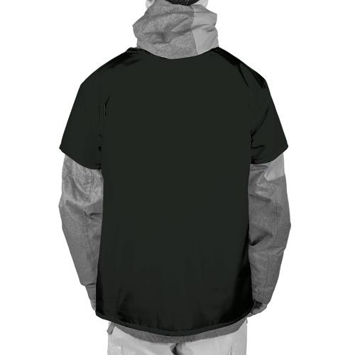 Накидка на куртку 3D  Фото 02, Американский психопат