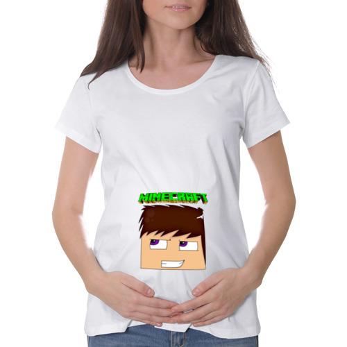 Футболка для беременных хлопок  Фото 01, ЛГБТ сердце