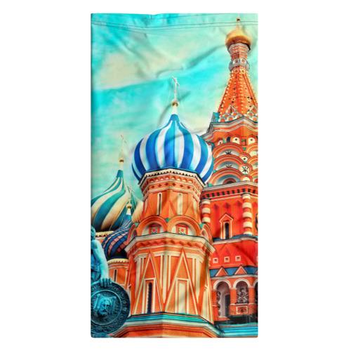 Бандана-труба 3D  Фото 07, Moscow Russia