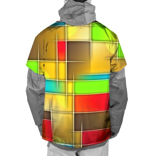 Накидка на куртку 3D  Фото 02, Fashion Geometry