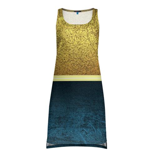 Платье-майка 3D Luxury style by VPPDGryphon