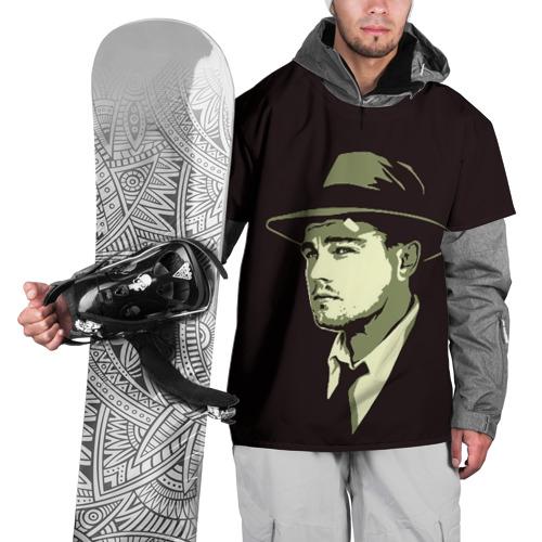 Накидка на куртку 3D  Фото 01, Остров проклятых