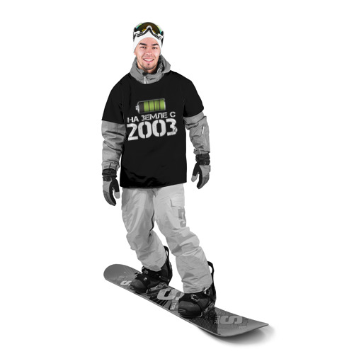Накидка на куртку 3D  Фото 03, На земле с 2003